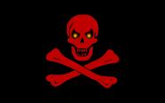 Dreaded Dory Flag