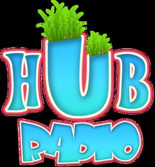 Hub Radio Logo
