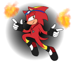 Zerofuse the Hedgehog Approved Alterations