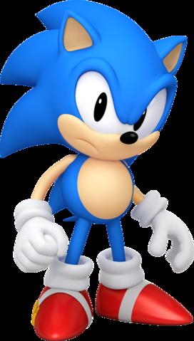 Classic Sonic Sonic Fanon Wiki Fandom