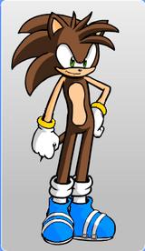 Bladez the Hedgehog