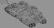 MDL Gargant Tank