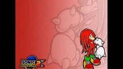 Sonic Adventure 2 Battle Knuckles Theme