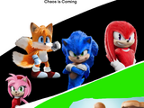 Sonic the Hedgehog 2: The Quest For Chaos