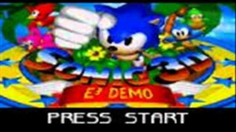 Sonic 3D Blast BETA Music Boss Theme