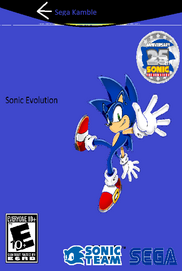 Sonic Evolution Kamble Cover