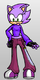 Violet the Hedgehog (CS)