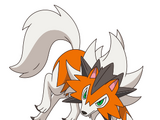 Crunch the Lycanroc