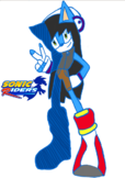 Fionna the cat sonic riders style by fionna the cat-d6d54zm