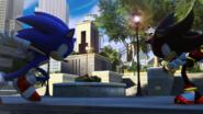 Sonic Shattered World 3D cutscene concept 17