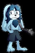Hachi the Rabbit
