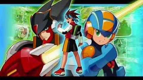 Mega Man Battle Network 5 - Hero Remix