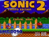 Sonic: Painto edition 2