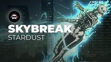 Skybreak – Stardust - Ninety9Lives Release
