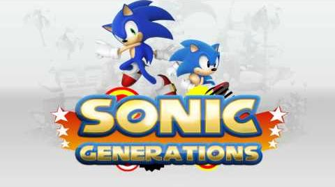 Sonic Generation Soundtrack - Chemical Plant Zone Classic & Modern *REAL*~ HD ~