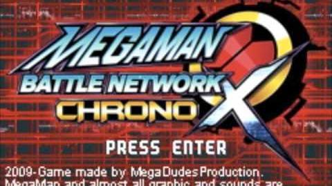 "CXOST ""My Other Half"" - Chrono X DarkMega Battle Theme (HAPPY NEW YEAR!)"