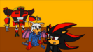 Shadow and Omega
