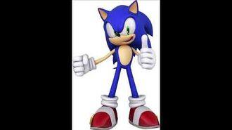 Sonic The Hedgehog (2020) - Sonic The Hedgehog Unused Voice Sound