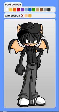 Xlphys the Bat