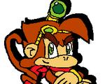 Banzai the Monkey