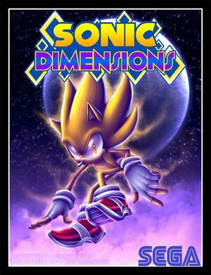 Sonic Dimensions Cover