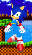 Sonic in new outfit3