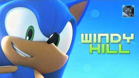 Sonic Lost World - Windy Hill Rearranged Mix