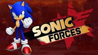 Virtual Reality (Supporting Me Remix) - Sonic Forces -OST-