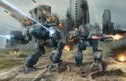 Battletech tro 3145 mercenaries by shimmering sword-d60udza