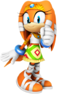 Sonic Legacy Tikal