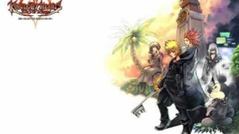 Kingdom Hearts 358 2 Days Original Soundtrack Struggle Away Fight for my Friends
