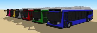 Naril Metro Buses