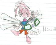 Honshu the Dragonfly