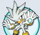 Silver the Hedgehog (IncaIceBunny's Universe)