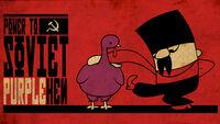 Sovietpurplehen