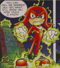 Archie Knuckles