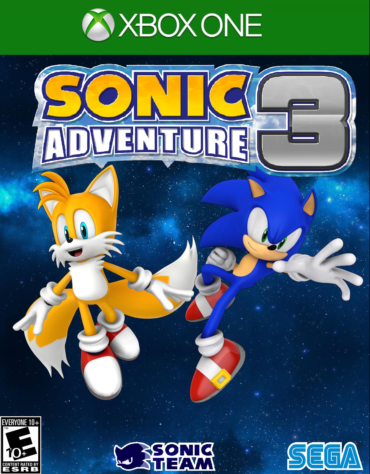 Sonic Adventure 3 (SA3) | Sonic Fanon Wiki | FANDOM powered