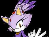 Blaze the Cat (IncaIceBunny's Universe)