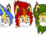 The Lynx Triplets