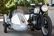 Motorcycle-sidecar