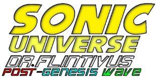 Sonic Universe PGW Logo