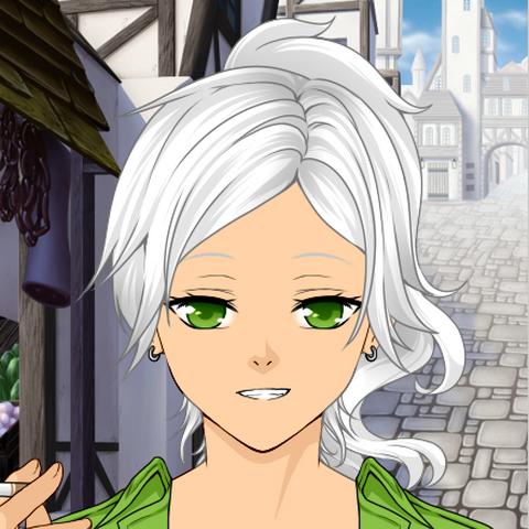 Yu Tian jako postać Anime (Człowiek)