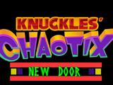 Knuckles' Chaotix: New Door