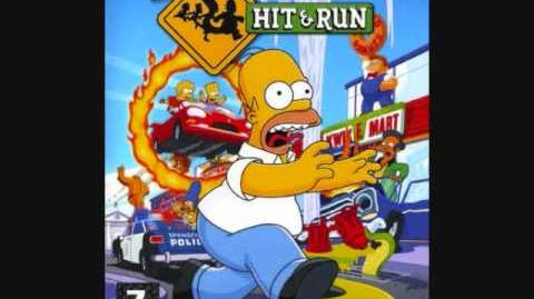 The Simpsons Hit & Run Soundtrack-Kang and Kodos Strike Back