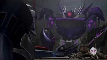 Transformers Prime-Shockave's Theme