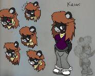 Kasari's Emotions