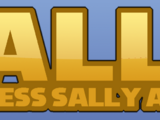 Princess Sally Acorn (Video Game)