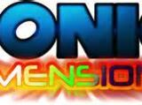 Sonic Dimensions (IOS and Android Game)