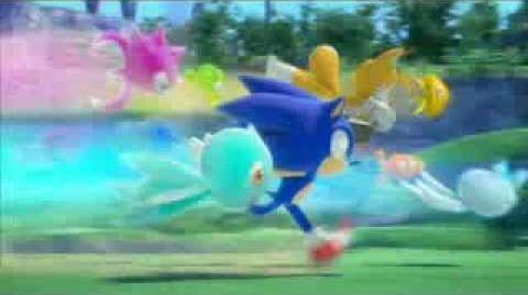 Sonic & Friends - Live Out Loud