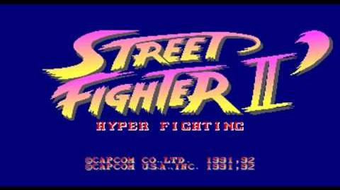 Street Fighter II Arcade Music - Ryu Stage - CPS1